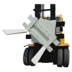 Forklift Rotator Attachment nga Alang sa Pagbaligya