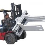 Ang Bale Clamp Forklift Attachment Waste Paper Bale Clamp