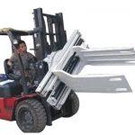 Klase 3 nga Forklift Attachment Cotton Bale Clamp Nga adunay 575-2150 mm