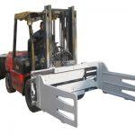Ang 2.2ton Bale Clamp alang sa Theton 3k Forklift