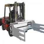 Fork Truck rotating Bale Clamp Uban sa Forklift