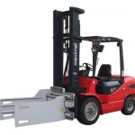 Forklift Attachment Pulp Bale Clamp