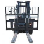 Ang Hyundai Forklift nga adunay Attachment Fork Positioner alang sa Pagbaligya