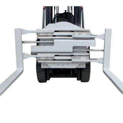 Klase 2 nga Forklift Attachment rotating Fork Clamp Nga adunay gitas-on nga 1220 mm
