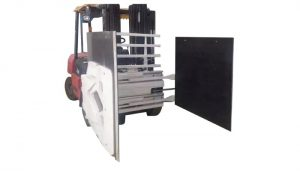 Forklift Attachment Carton Clamp