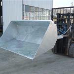 Ang DB-H Forklift Bucket Attachment nga Gibaligya