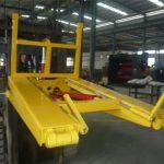 Hydraulic Forklift Garbag Bin Tipper