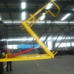 Bin Tipper Forklift Attachment