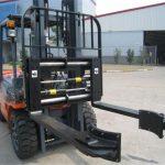 Mga Hydraulic Forklift Attachment Mga Sumbanan nga Pagpangpak sa Clamping